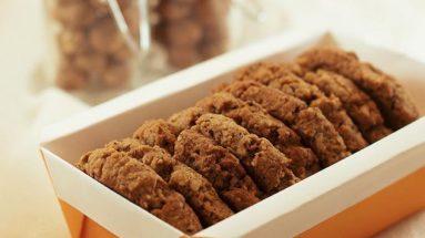 Biscotti vegan senza zucchero