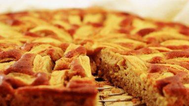 crostata di mela