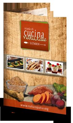 brochure cucina naturale
