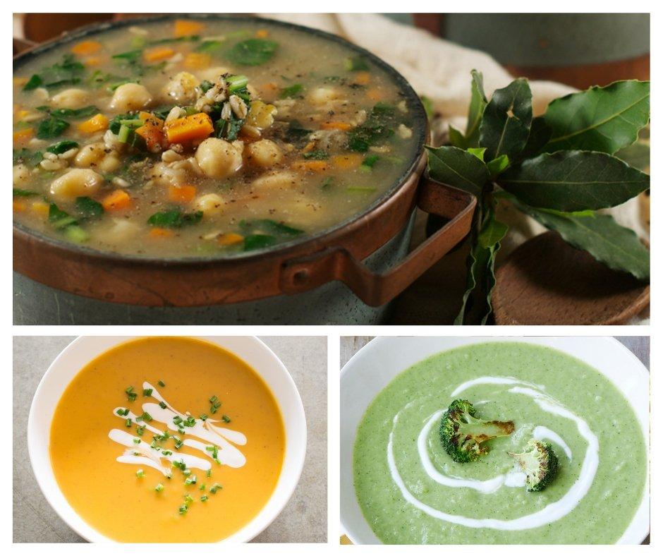 corso zuppe minestre e vellutate