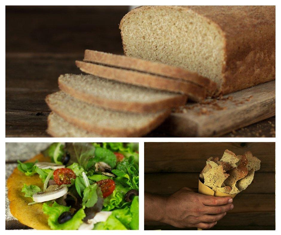prodotti da forno senza glutine