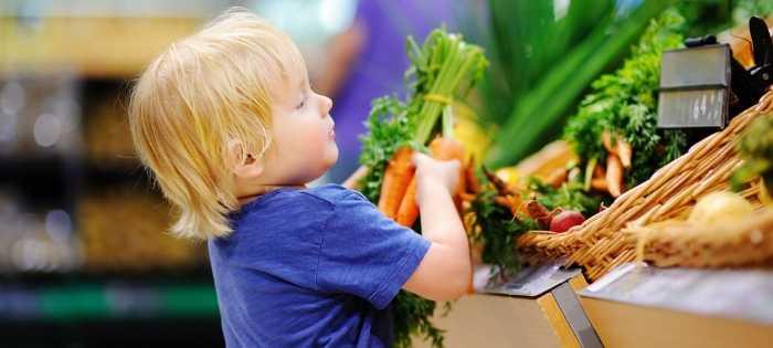 bambini e alimentazione vegan