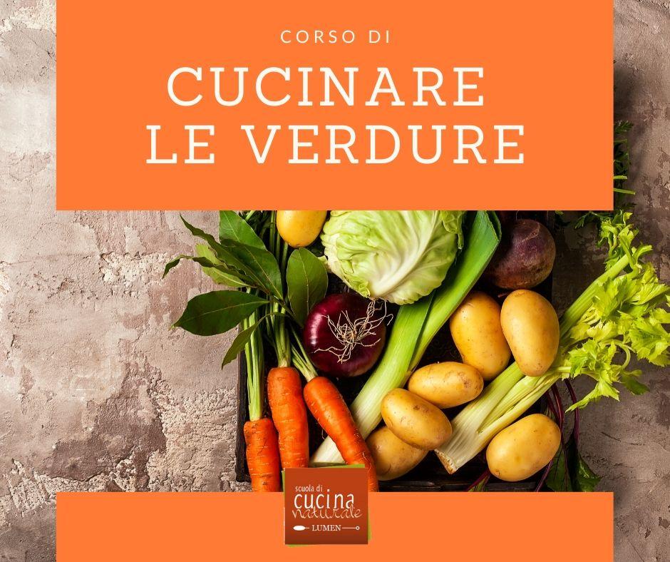 corso come cucinare le verdure