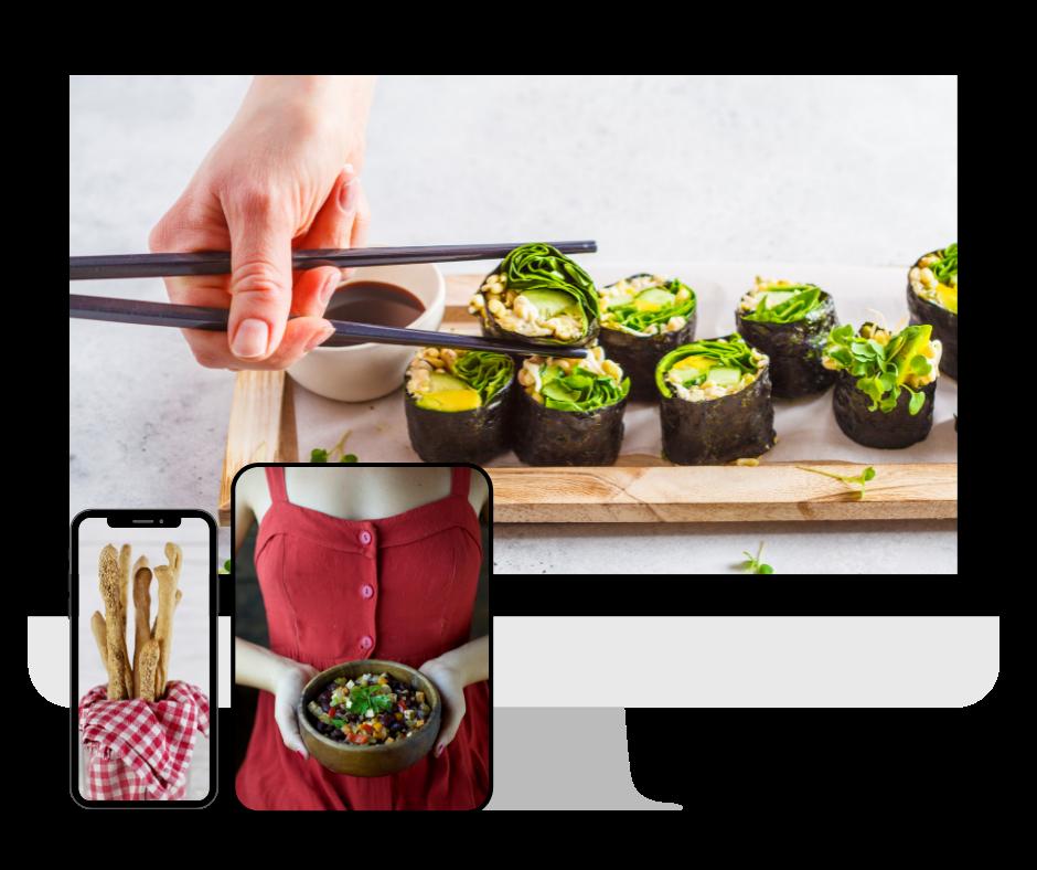 corsi online di cucina vegan