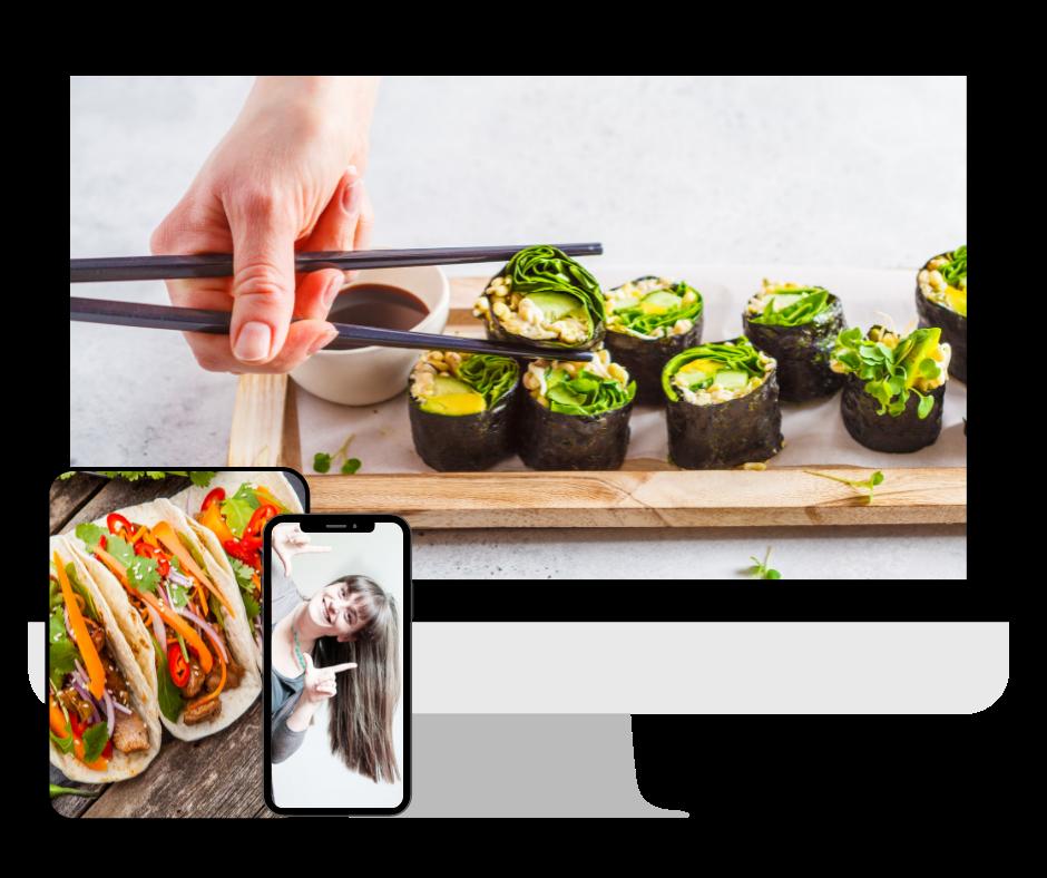 corso online cucina vegan etnica